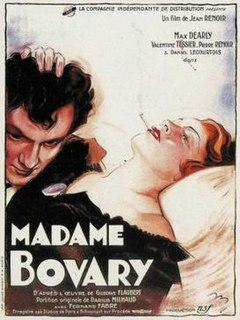 <i>Madame Bovary</i> (1934 film) 1934 film by Jean Renoir