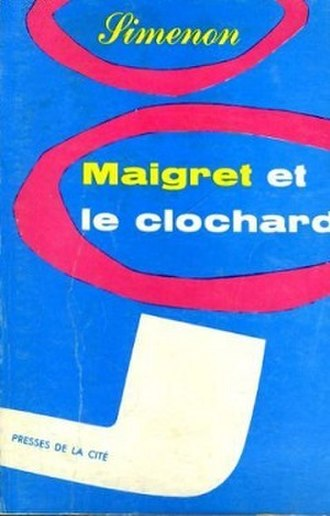 Maigret and the Dosser - First edition
