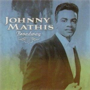 Broadway (Johnny Mathis album) - Image: Mathis Broadway