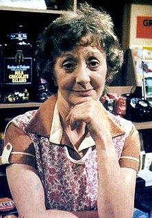 Mavis Wilton Fictional character from the ITV soap opera Coronation Street