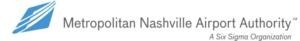 Metropolitan Nashville Airport Authority - Image: Metropolitan Nashville Airport Authority Logo