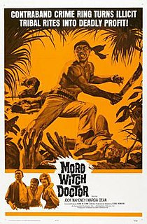 <i>Moro Witch Doctor</i> 1964 film by Eddie Romero