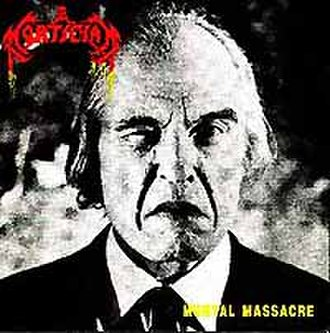 Mortal Massacre - Image: Mortal Massacre