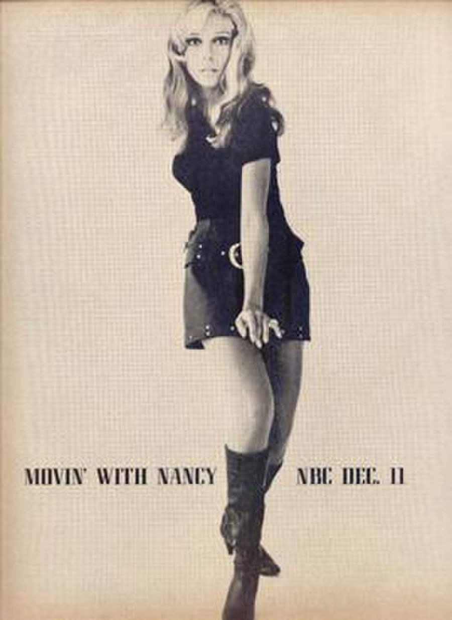Movin' with Nancy