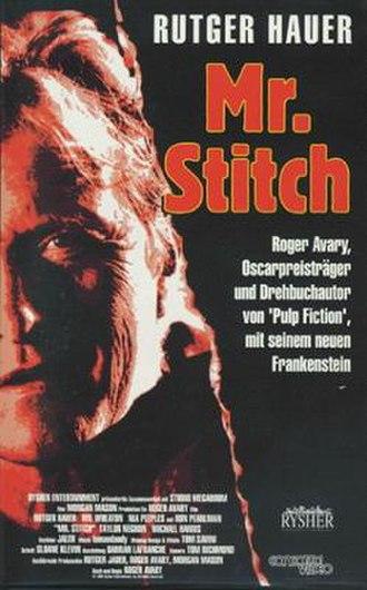 Mr. Stitch - Image: Mr. Stitch
