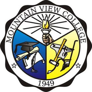 Mountain View College (Philippines) - Image: Mvc logo