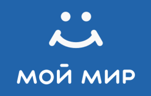 My World@Mail.Ru - Image: My World Mail Ru logo