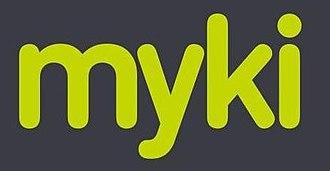 Public Transport Victoria - Myki logo 2014