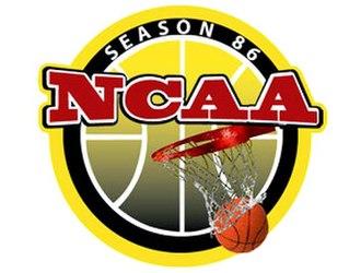 NCAA Season 86 - Image: NCAA Season 86
