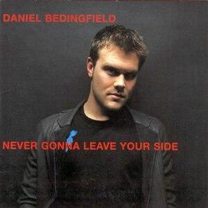 Never Gonna Leave Your Side - Image: Nevergonnaleaveyours ide