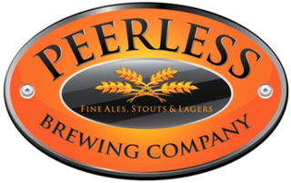 Peerless Brewing Company Brewery in Birkenhead, Wirral, England