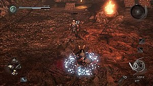Nioh - Image: Nioh gameplay screenshot