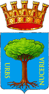 Coat of arms of Nocera Superiore