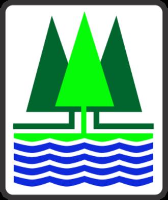 Manitoba Highway 10 - Image: Northern Woods Water hwy Blank