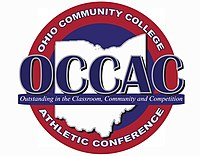 Ohio Community College Athletic Conference logo