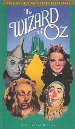 Musical selections in The Wizard of Oz - Rhino Deluxe Edition cover