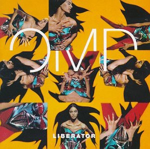 Liberator (album) - Image: Orchestral Manoeuvres in the Dark Liberator album cover