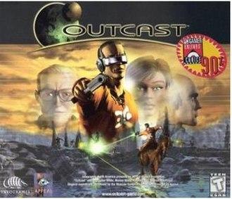 Outcast (video game) - Image: Outcastbox