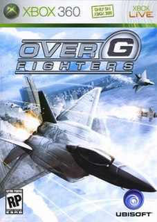 <i>Over G Fighters</i> 2006 video game
