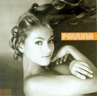 <i>Paulina</i> (album) 2000 studio album by Paulina Rubio