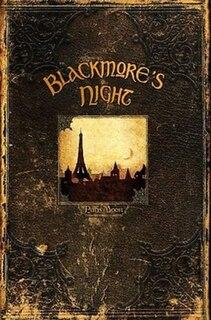 <i>Paris Moon</i> 2007 video by Blackmores Night