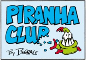 Piranha Club - Image: Piranhaclublogo