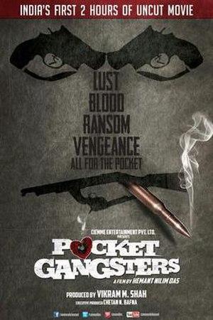 Pocket Gangsters - Pocket Gangsters poster