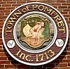 Official seal of Pomfret, Connecticut