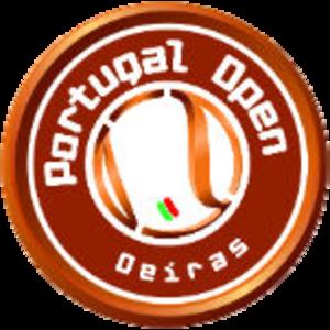 Portugal Open - Image: Portugal Open Logo