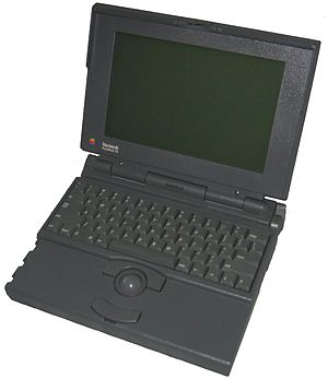 PowerBook 170 - Apple Macintosh PowerBook 170