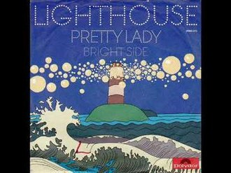 Pretty Lady (Lighthouse song) - Image: Pretty Lady Lighthouse