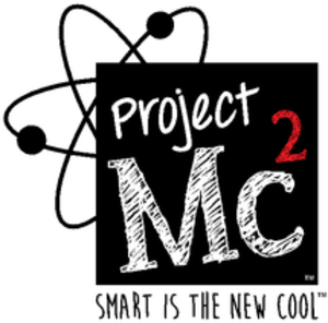 Project Mc2 - Image: Project Mc 2 logo
