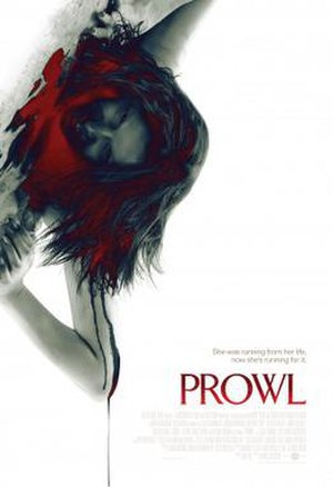 Prowl (film) - Theatrical poster