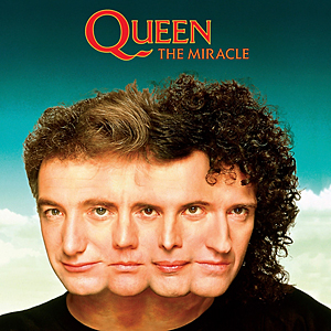 The Miracle (album) - Image: Queen The Miracle
