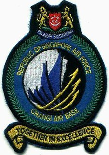 Changi Air Base Military airbase of the Republic of Singapore Air Force