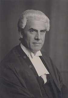 Raymond Evershed, 1st Baron Evershed British judge