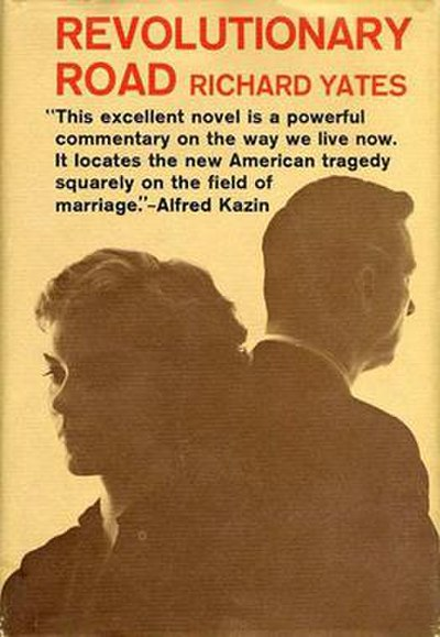Picture of a book: Revolutionary Road