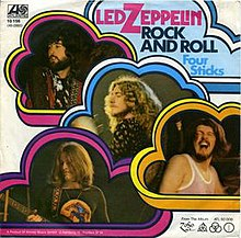Rock and Roll (Led Zeppelin song) - Wikipedia