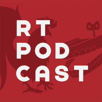 Rooster Teeth Podcast - Logo used since September 2016