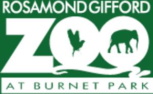 Rosamond Gifford Zoo - Image: Rosamond Gifford Zoo logo