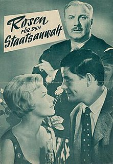 <i>Roses for the Prosecutor</i> 1959 film