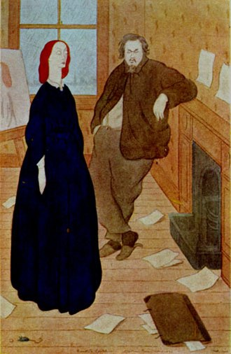 Rossetti and His Circle - Image: Rossetti 2