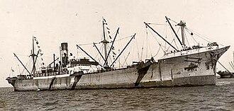 SS Aenos (1910) - Image: SS Aenos
