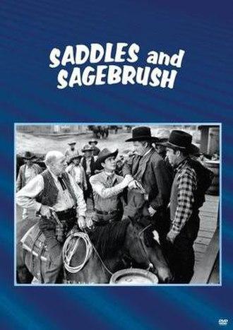 Saddles and Sagebrush - Image: Saddles and Sagebrush