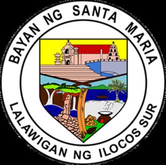 Santa Maria, Ilocos Sur - Image: Santa Maria Ilocos Sur