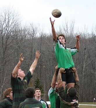University of Scranton - The Scranton Norseman Rugby team.