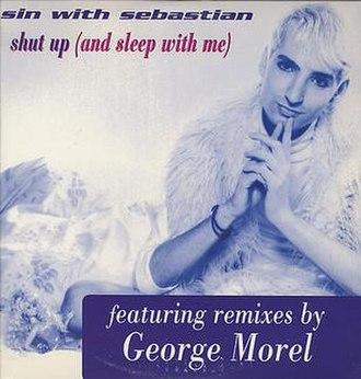 Shut Up (and Sleep with Me) - Image: Shut up and sleep with me remixes