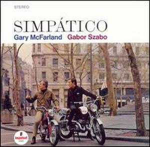 Simpático (Gábor Szabó album) - Image: Simpático (album)