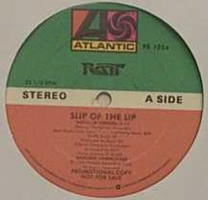 Slip of the Lip - Image: Slip Ratt
