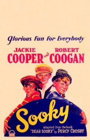 Sooky - Theatrical release poster